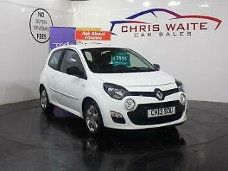 2013 Renault Twingo DYNAMIQUE Petrol white Manual