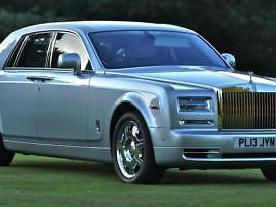 2013 Rolls Royce Phantom Series 2 Saloon