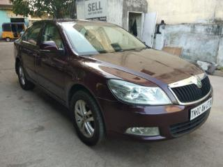 2013 Skoda Laura 1.9 TDI AT Ambiente for sale in Chennai D2134019