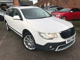 2013 SKODA Superb 2.0 TDI CR Outdoor Outdoor 4x4 5dr