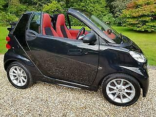 2013 Smart fortwo 1.0 71bhp Softouch + Passion SatNav + Bluetooth + Heated Seats