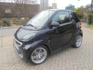 2013 Smart fortwo 1.0 Turbo BRABUS Xclusive Softouch 2dr