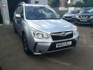 2013 Subaru Forester 2.0 XT 5dr Lineartronic 5 door Estate