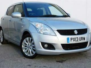 2013 Suzuki Swift 1.2 SZ4 5dr Auto Hatchback 5 door Hatchback