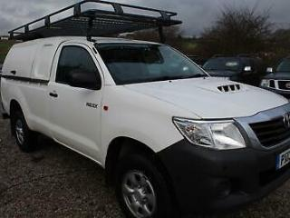 Used Toyota Hilux Cars For Sale In The Uk Nestoria Cars