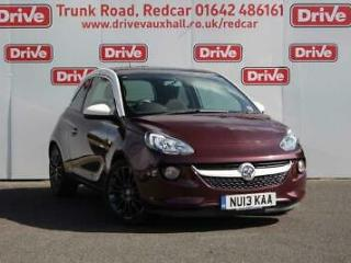 2013 Vauxhall Adam 1.4i Glam 3dr Hatchback Manual Hatchback