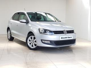2013 Volkswagen Polo 1.2 60 Match 5dr