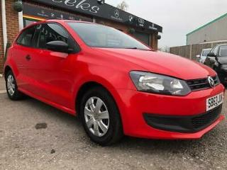 2013 Volkswagen Polo 1.2 S 3dr