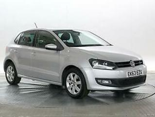 2013 VOLKSWAGEN POLO 1.2 TDi Match Edition