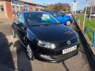 2013 VOLKSWAGEN POLO 1.4 Match Edition