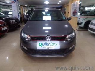 Grey 2013 Volkswagen Polo 1.5 TDI HighLine 40421 kms driven in Palace Road