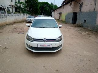 2013 Volkswagen Polo 2013 2015 1.5 TDI Highline for sale in Coimbatore D2232109