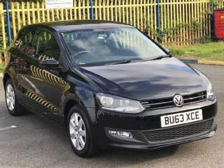 Volkswagen Polo 1.4 85PS Match Edition DSG Hatchback 2013, 47817 miles, £6699