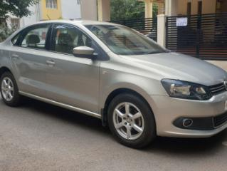 2013 Volkswagen Vento 2010 2013 Petrol Highline for sale in Bangalore D2341276