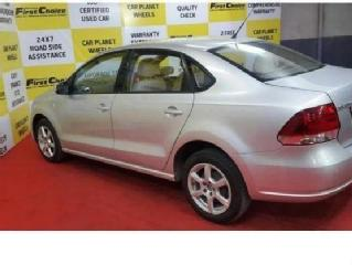 Volkswagen Vento 1.6L Highline Petrol AT 2013