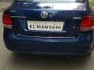 Blue 2013 Volkswagen Vento Highline Petrol 45000 kms driven in Mg Road