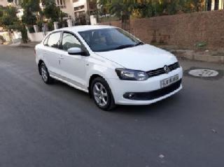 2013 Volkswagen Vento 2010 2013 Petrol Highline AT for sale in Ahmedabad D2009482