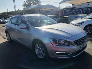 2013 Volvo V60 2.0 D3 SE Lux Geartronic s/s 5dr