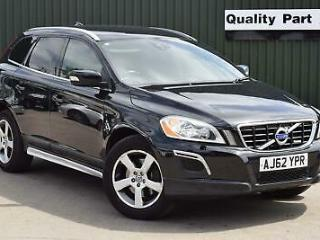 2013 Volvo XC60 2.4 D5 R Design Geartronic AWD 5dr