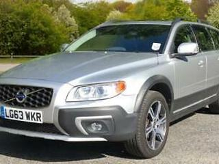 2013 Volvo XC70 D5 SE Lux AWD Auto with Nav P Automatic Diesel Estate