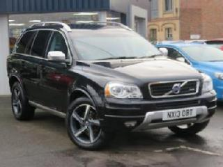2013 Volvo XC90 2.4 D5 R Design Geartronic AWD 5dr