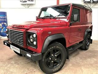2014/14 Land Rover 90 Defender 2.2TD XS *MODIFIED