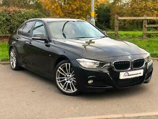 2014/14 Reg BMW 330 3.0TD CAT S s/s Auto 2014MY d M Sport PRONAV LEATHER