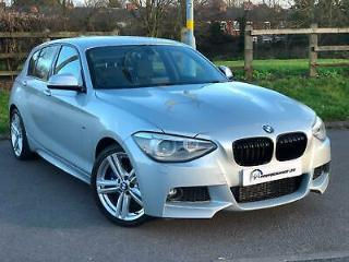 2014/63 Reg BMW 125 2.0TD 218bhp s/s Sports Hatch 2014MY d M Sport
