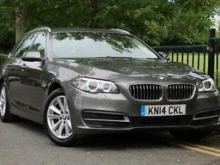 2014 14 BMW 5 Series 2.0 520d SE Touring 5dr Auto