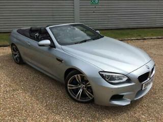 2014 / 14 BMW M6 Convertible 4.4 DCT Just BMW Serviced Great Value