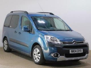 2014 / 14 Citroen Berlingo 1.6 Multispace XTR Wheelchair Vehicle Mobility Car