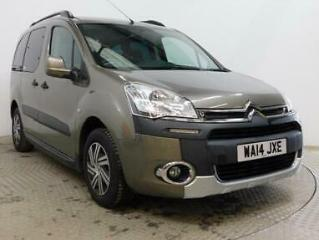 2014 / 14 Citroen Berlingo Multispace XTR Automatic Wheelchair Accessable WAV