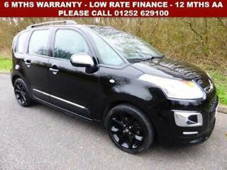 2014 14 CITROEN C3 PICASSO 1.6 PICASSO SELECTION HDI 5D 91 BHP DIESEL