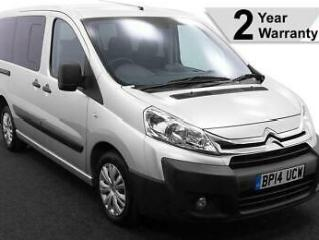 2014 14 CITROEN DISPATCH COMBI 2.0 HDi WHEELCHAIR ACCESS ~ AIRCON ~ WINCH