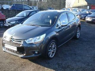 2014 14 CITROEN DS4 1.6 E HDI DSTYLE AIRDREAM 5D 115 BHP DIESEL