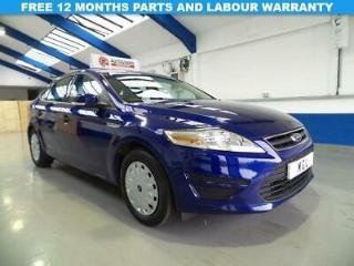 2014 14 FORD MONDEO 1.6 TDCI ECO EDGE S/S 5DR DIESEL