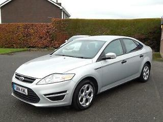 2014 14 Ford Mondeo EDGE 1.6TDCi DIESEL 88k 1 COMPANY OWNER FROM NEW £20 TAX