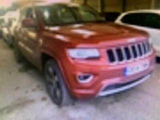 2014 14 JEEP GRAND CHEROKEE 3.0 V6 CRD OVERLAND 5D 247 BHP DIESEL