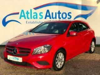 2014 14 MERCEDES BENZ A CLASS A180 BLUEEFFICIENCY SE 1.6 5DR