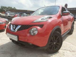 2014 14 NISSAN JUKE 1.6 ACENTA XTRONIC 5D AUTO 117 BHP CLEAN CAR+MEDIA+ELECS+CD
