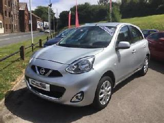 2014 14 Nissan Micra 1.2 Connect Acenta *ONLY 13,000 MILES