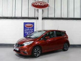 2014 14 NISSAN NOTE 1.2 TEKNA STYLE DIG S 5D 98 BHP