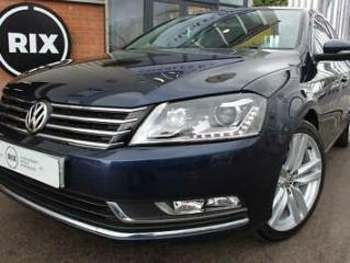 2014 14 VOLKSWAGEN PASSAT 2.0 EXECUTIVE STYLE TDI BMT 4D 2 OWNERS FROM NEW 30 RO