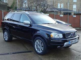 2014 14 Volvo XC90 2.4 D5 AWD 200bhp Geartronic Diesel Executive