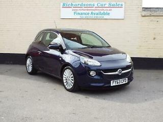 2014 63 Vauxhall ADAM 1.4 VVT 16v 87ps GLAM with Full Service History