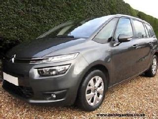 2014 64 CITROEN GRAND C4 PICASSO 1.6 HDi AIRDREAM VTR+ ETG6 *ONLY 19,000 MILES