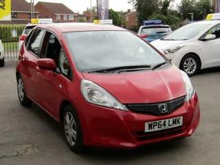 2014 64 HONDA JAZZ 1.2 I VTEC SE 5D 89 BHP 5 DOOR MANUAL PETROL