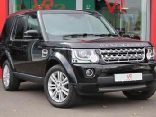 2014 64 LAND ROVER DISCOVERY 3.0 SDV6 HSE 5DR AUTOMATIC