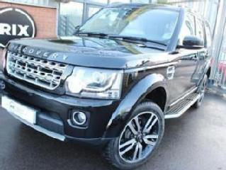 2014 64 LAND ROVER DISCOVERY 3.0 SDV6 HSE LUXURY 5D AUTO 255 BHP DIESEL