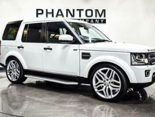 2014 64 LAND ROVER DISCOVERY 3.0 SDV6 SE 5D AUTO 255 BHP DIESEL